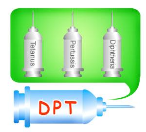 DPT vaccines