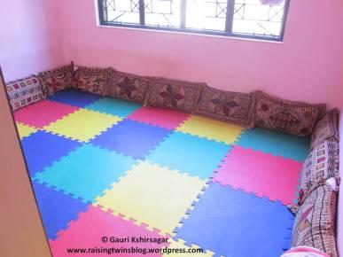 Interlocking mats