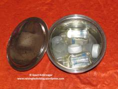 Boiling & sterilizing Feeding bottles