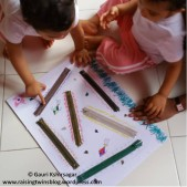 DIY Activity 2: Zipper Board