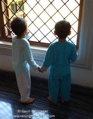 Raising Twins peom